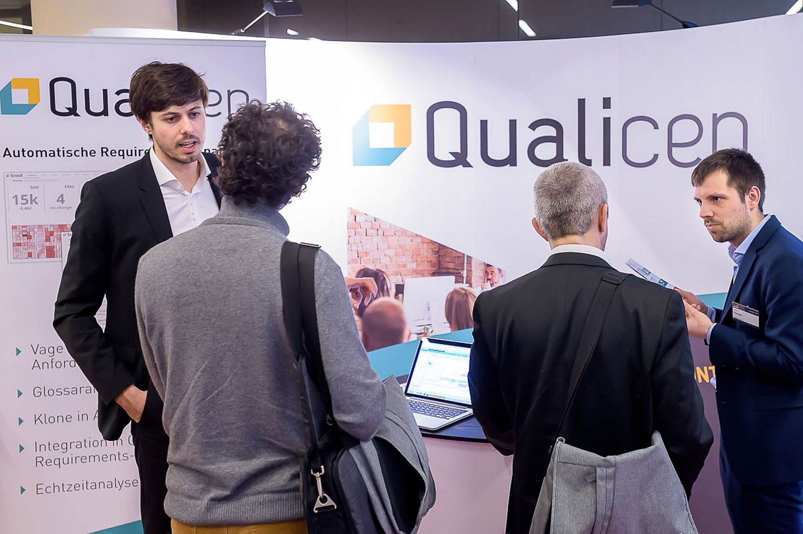 Updates from Qualicen