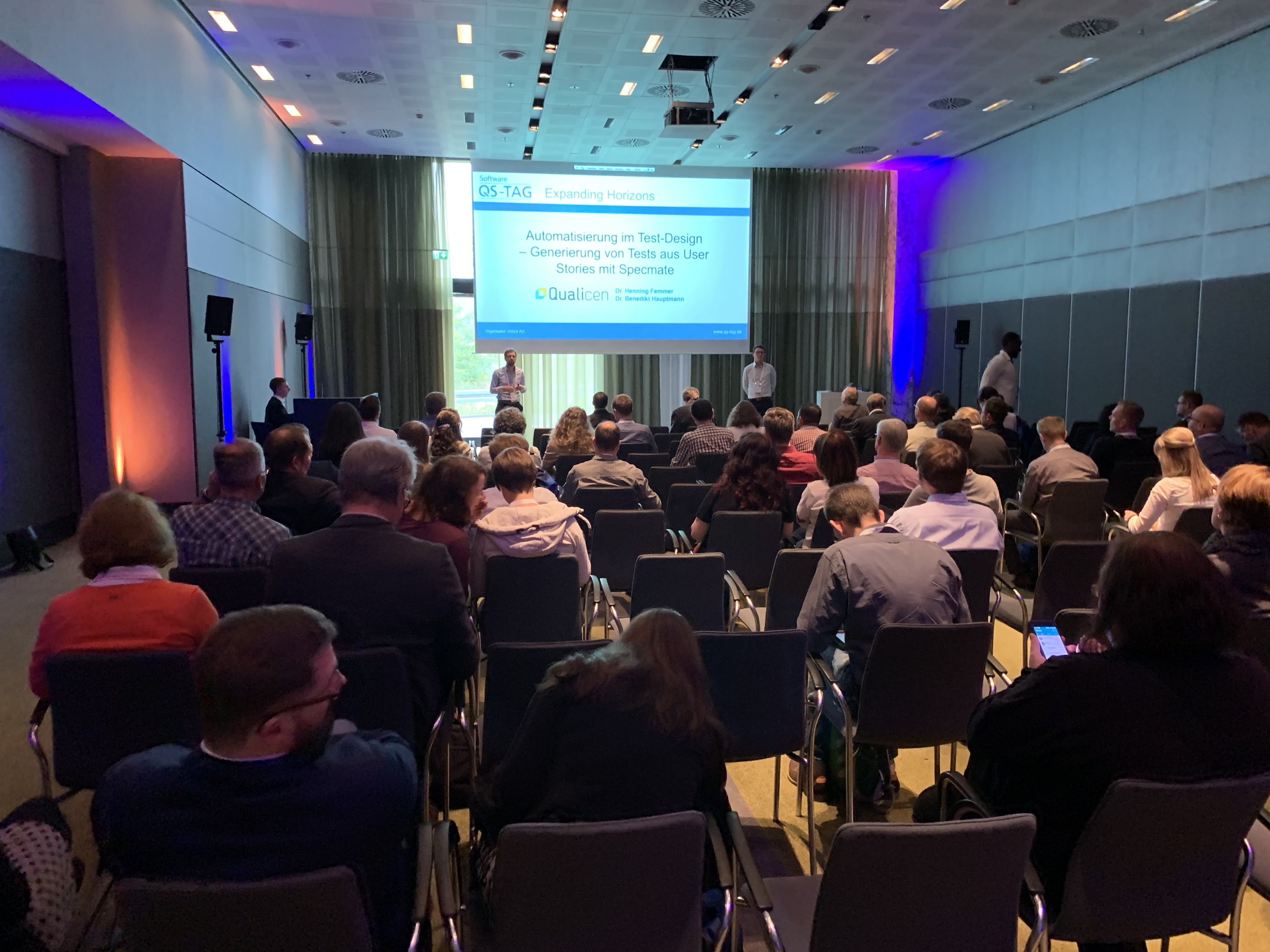 Conference Report: QS-Tag Frankfurt