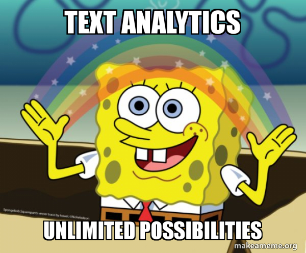 The Incredible Potential of Text Analytics – The Use Cases Explained.